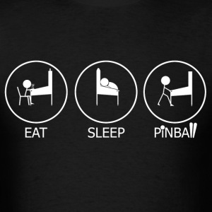 Pinball Life - Men's T-Shirt