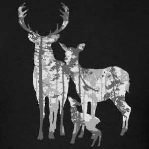 Deers forest - Men's T-Shirt