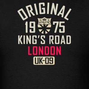 King's road london Uk-09 - Men's T-Shirt