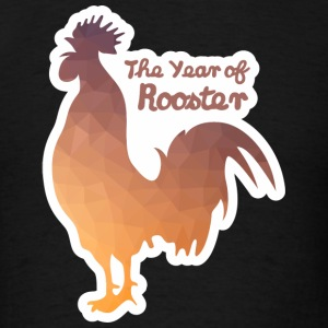 Year of Rooster - Men's T-Shirt