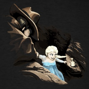 Let It Go Elsa - Men's T-Shirt