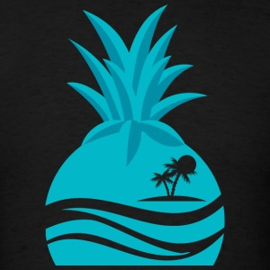 Island Pineapple - Men's T-Shirt