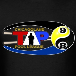 Chicagoland TAP Logo - Men's T-Shirt