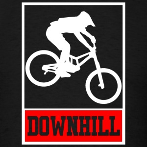 Downhill - Freerider - Men's T-Shirt