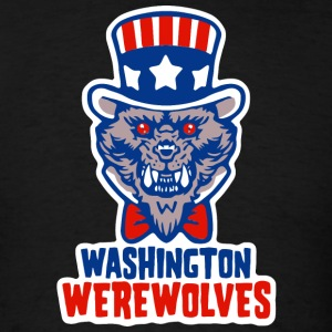 Washington Werewolves - Men's T-Shirt