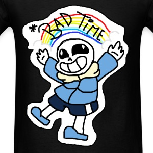 UNDERTALE SANS - Men's T-Shirt