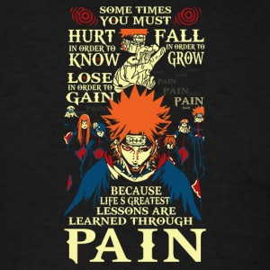 naruto akatsuki pain shirt - Men's T-Shirt