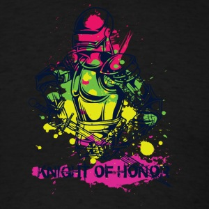 KNIGHT OF HONOR COLORFUL - Men's T-Shirt