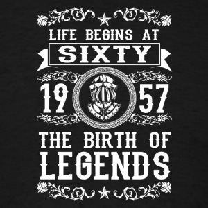 1957 - 60 years - Legends - 2017 - Men's T-Shirt