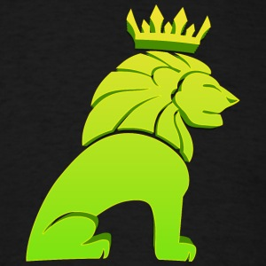 lion_king_green - Men's T-Shirt