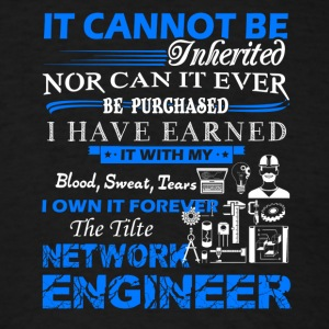 Forever The Title Network Engineer Shirt - Men's T-Shirt