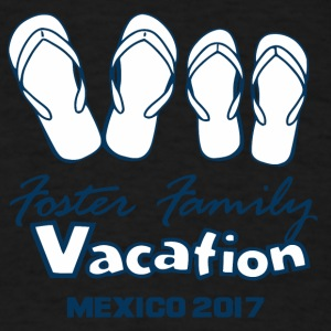 Foster Family Vacation - Men's T-Shirt