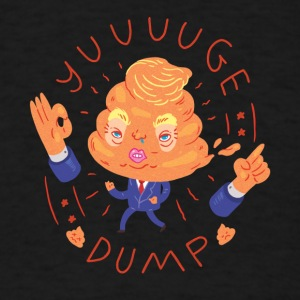 Yuge Trump - Men's T-Shirt
