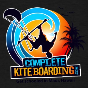 COMPLETE_KITE_BOARDING_ALT1 - Men's T-Shirt