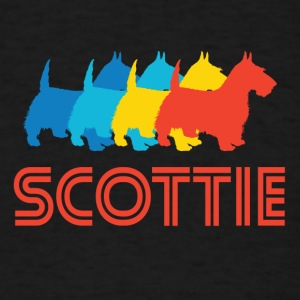 Scottie Pop Art - Men's T-Shirt