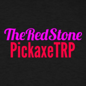 TheRedStonePickaxe - Men's T-Shirt