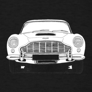 aston martin - Men's T-Shirt