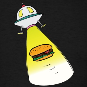Out Of This World Burger - Men's T-Shirt