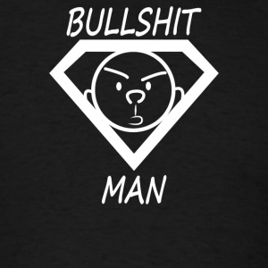 Bullshit Man Karl Pilkington - Men's T-Shirt