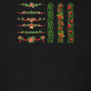 Christmas Elements 7 - Men's T-Shirt