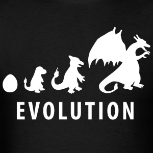 Theory of Evolution - Men's T-Shirt