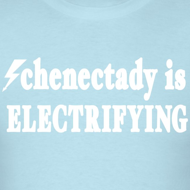 New York Old School Schenectady is Electrifying