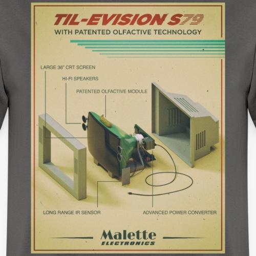 Til-Evision - Men's T-Shirt