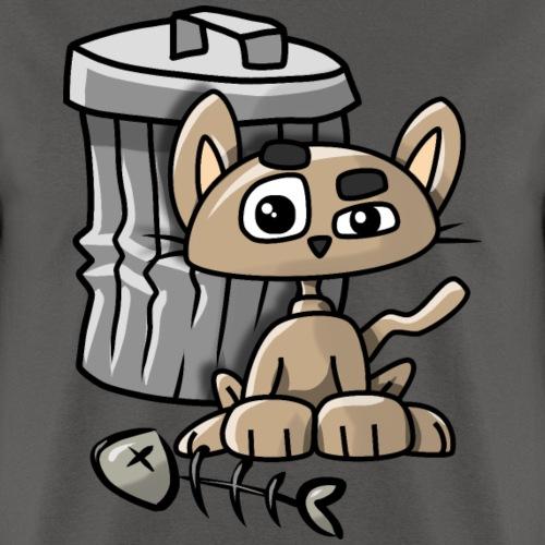 Alley Cat - Men's T-Shirt