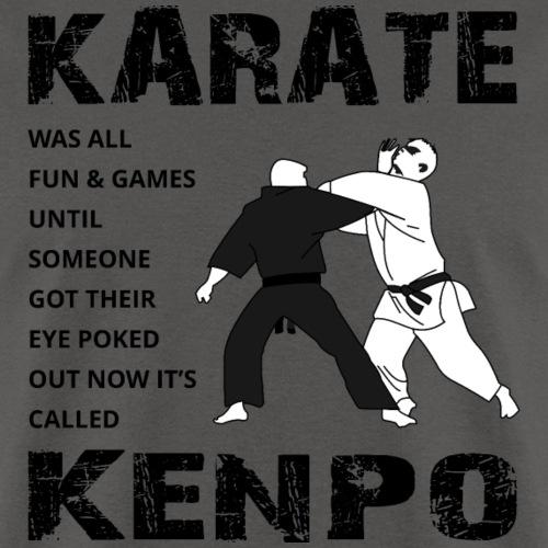 Kenpo Fun N Games - Men's T-Shirt
