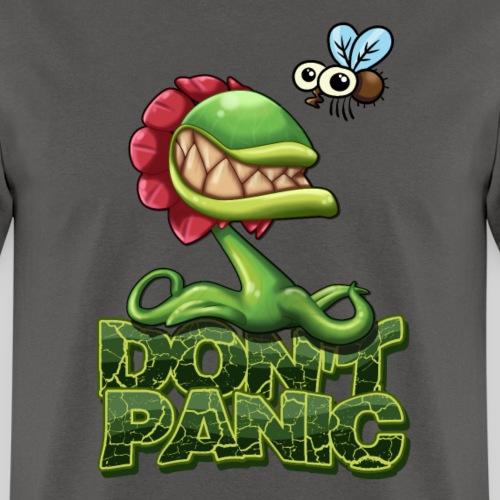 Don't Panic: It's a Trap! - Men's T-Shirt