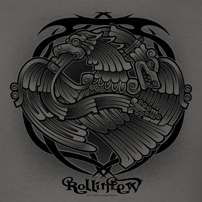 Tattoo Eagle by RollinLow