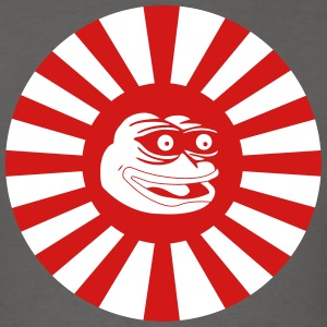 Kamikaze Japanese Pepe the Frog - Men's T-Shirt
