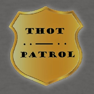 Thot Patrol Badge Shirt - Men's T-Shirt