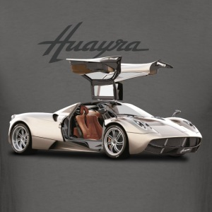 Pagani Huayra - Men's T-Shirt