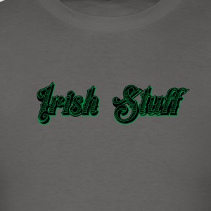 irish stuff - Men's T-Shirt