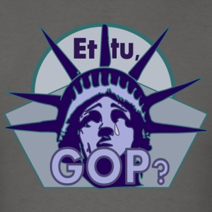 Et tu, GOP? - Men's T-Shirt