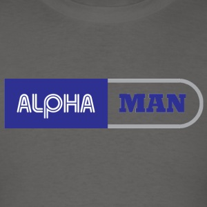 ALPHA MEN - Men's T-Shirt