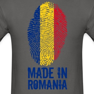 Made in Romania / România - Men's T-Shirt