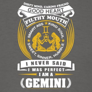I am a gemini - Men's T-Shirt