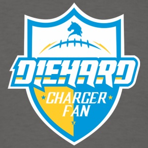 DIEHARD CHARGER FAN - Men's T-Shirt
