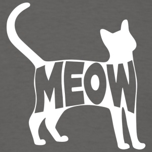 Cat Funny Gift Love - Men's T-Shirt