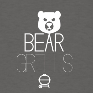 Bear grills - Men's T-Shirt