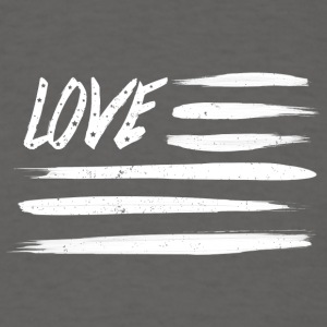 Love America - Men's T-Shirt