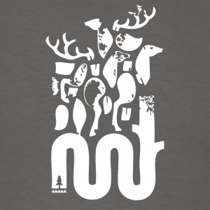 Deer x Forestation - Men's T-Shirt