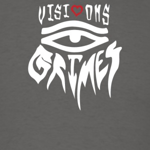 Grimes Visions - Men's T-Shirt