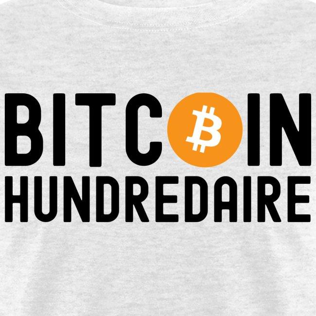 Bitcoin Hundredaire - Bitcoin Symbol