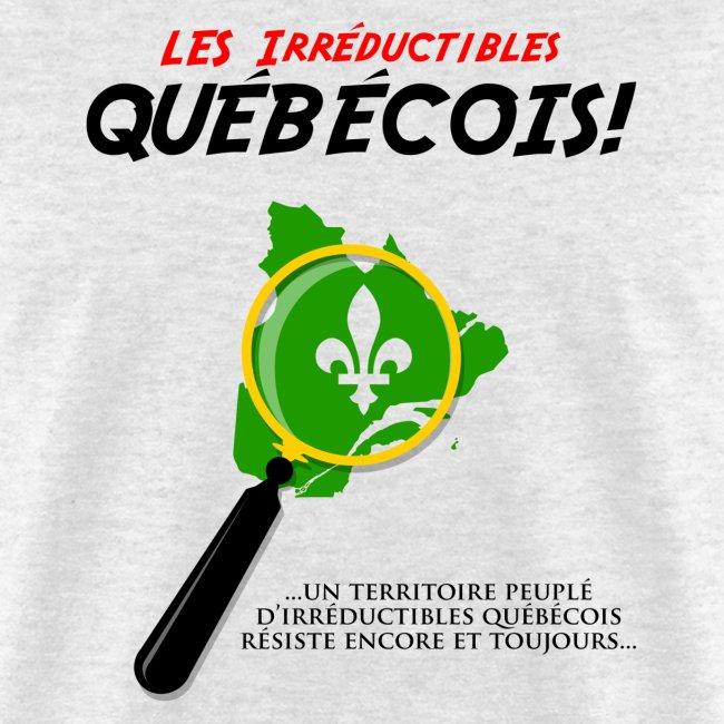 Irréductibles Québécois