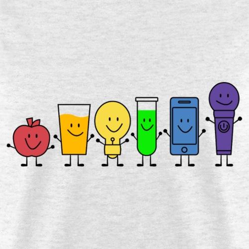 PRIIDE - Men's T-Shirt