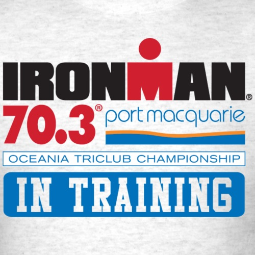 70.3 Port Macquarie - Men's T-Shirt