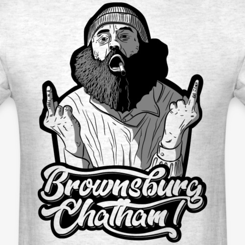 Brownsburg Chatham - Men's T-Shirt